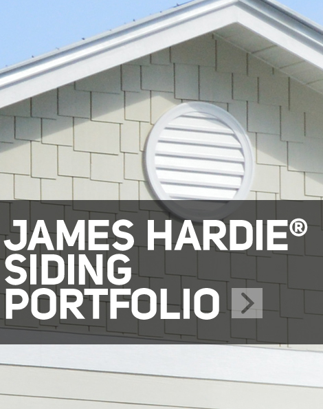 JAMES HARDIE® SIDING PORTFOLIO